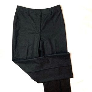 Kiton Napoli High Rise Wool Pleated Trousers 43 7